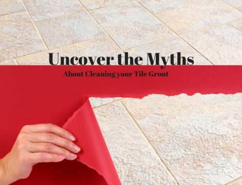 Grout Cleaning Myths