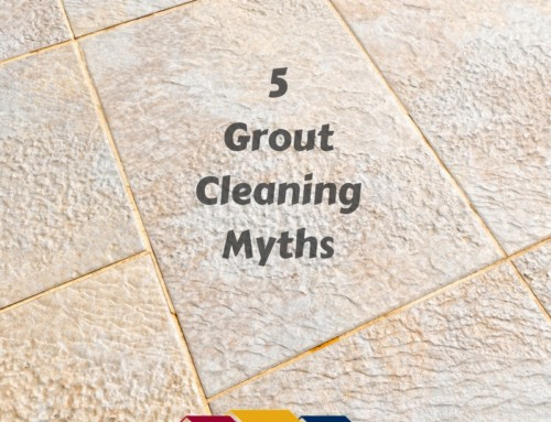 Top 5 Grout Cleaning Myths