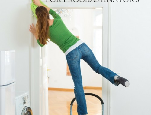 Summer Cleaning: The Cleaning Guide for Procrastinators