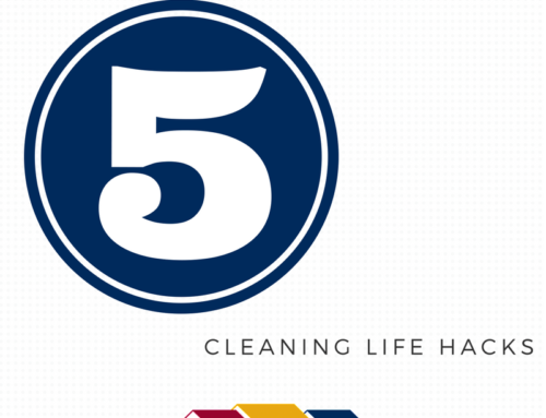 Top 5 Cleaning Life Hacks