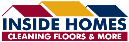 Inside Homes Cleaning Floors and More Logo