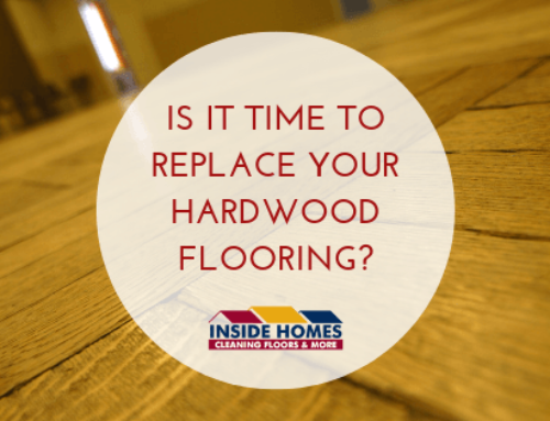 When to Replace Hardwood Floors