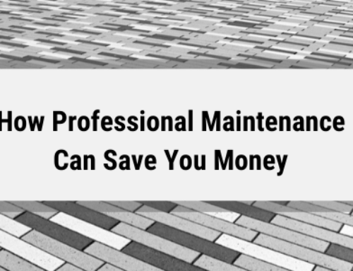 How Professional Maintenance Can Save You Money