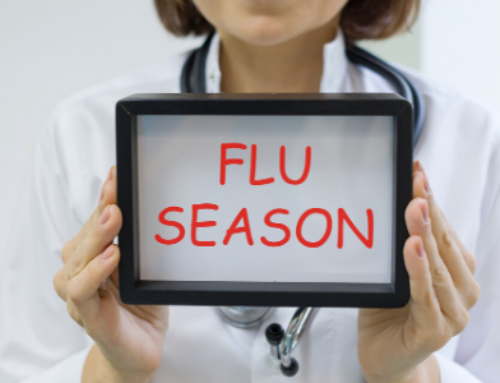 Ways to Reduce the Spread of Flu in Your Home or Office